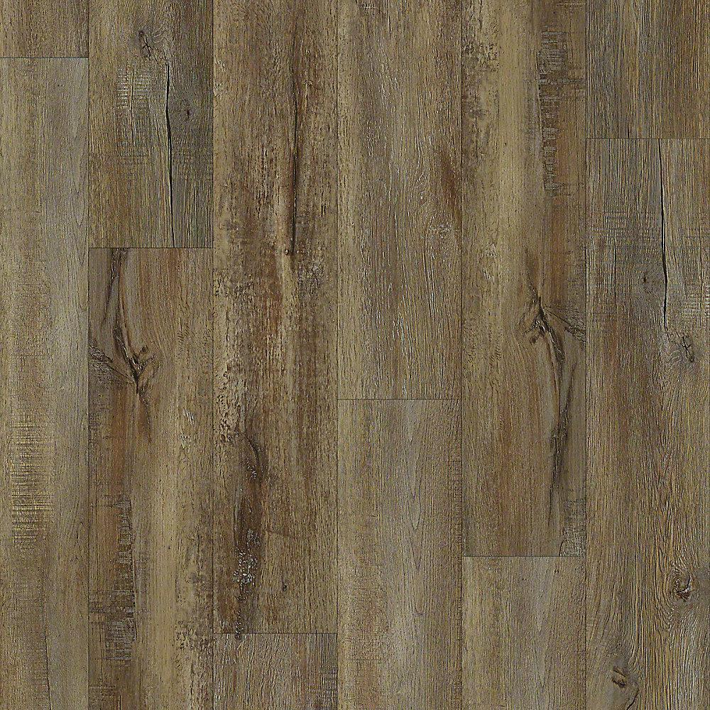 Take Home Sample - Alliant Trail Resilient Vinyl Plank Flooring -