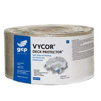 Vycor 4 in. Deck Protector