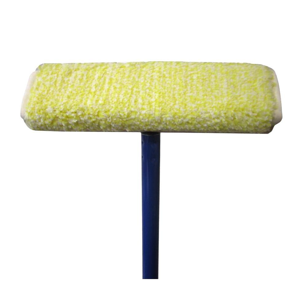 10 in. Oil-Based Floor Finish Applicator with Pole