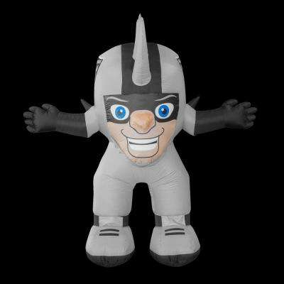 7 ft. Oakland Raiders Inflatable Mascot