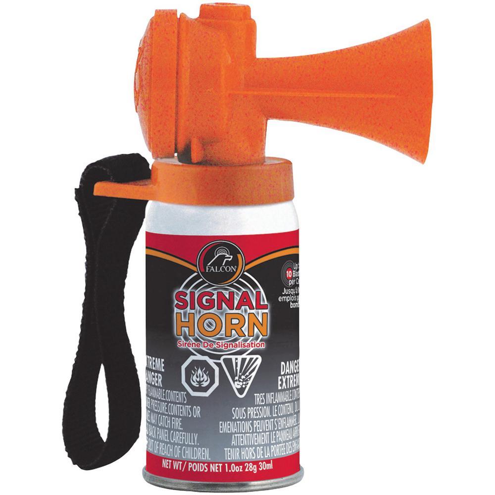 1 oz. Sound Alert Signal Horn