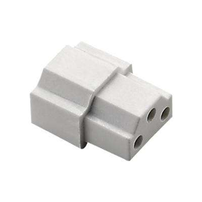 Butt Connector, White
