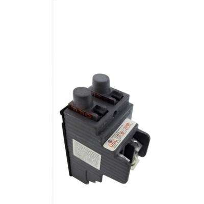 New Pushmatic 15 Amp/15 Amp 1-1/2 in. 1-Pole Replacement Circuit Breaker