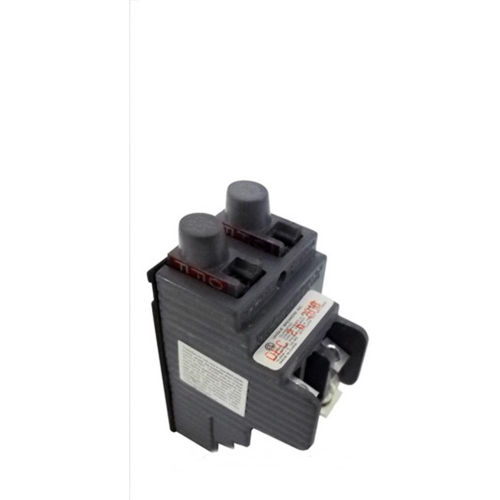 New Pushmatic 15 Amp/15 Amp 1-1/2 in. 1-Pole Replacement Circuit Breaker
