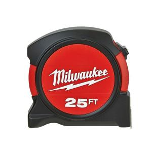 Milwaukee 25 ft. General Contactor Tape Measure by Milwaukee