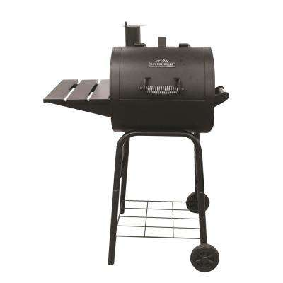 17.5 in. Desperado Charcoal Grill in Black