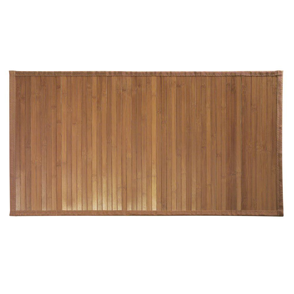 rectangular bamboo slat bath designs nz shower mat bathroom australia wooden charming non wood furniture slip canada anti natural teak