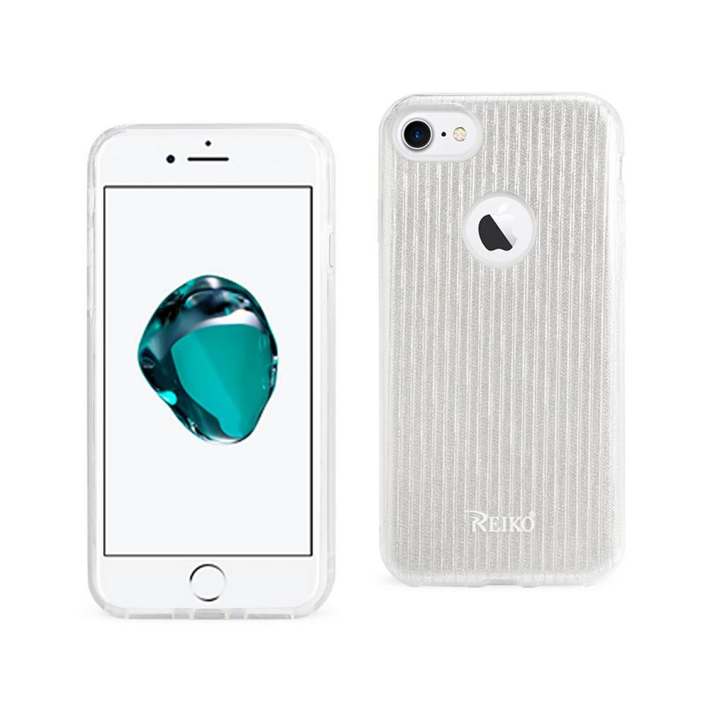 iPhone 7 Design Case in Silver