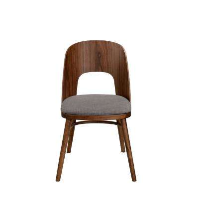 Walnut - Dining Chairs - Kitchen & Dining Room Furniture - The Home ...