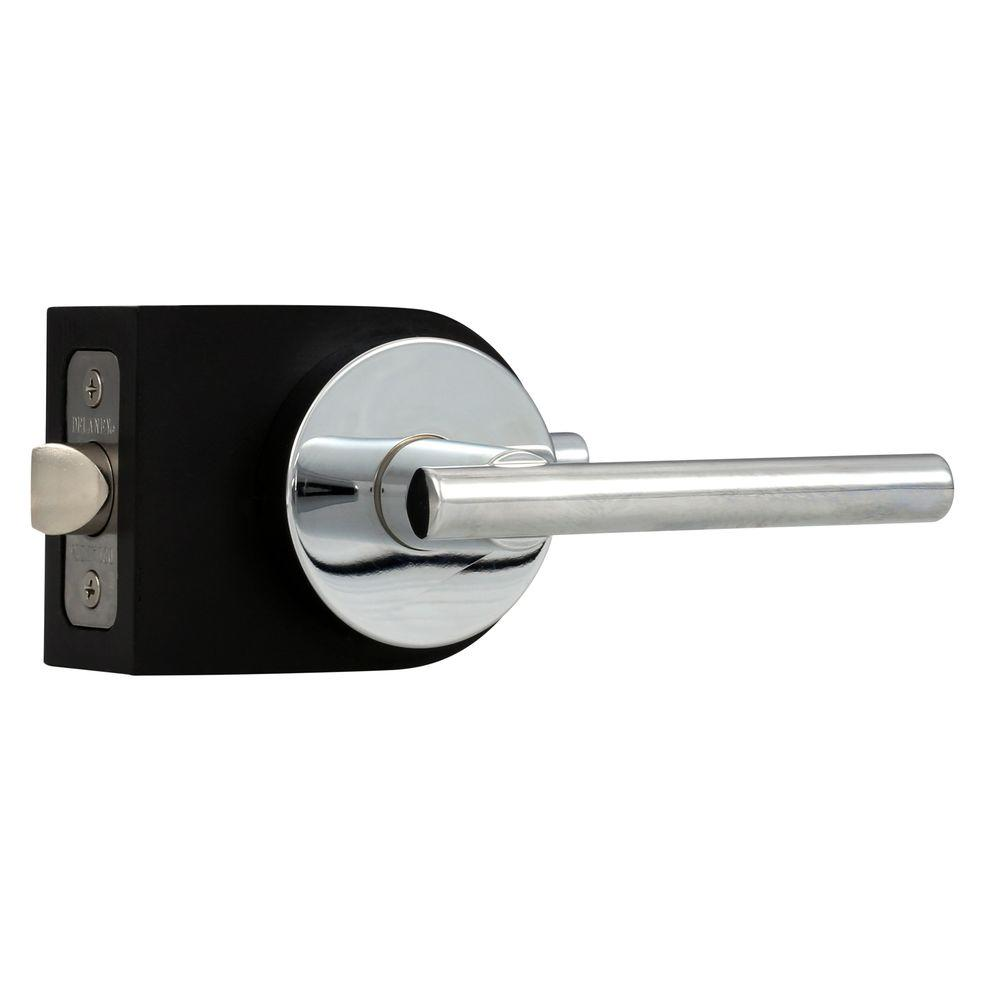 Ordinaire This Review Is From:Contemporary Collection Cira Polished Chrome  Hall/Closet Door Lever