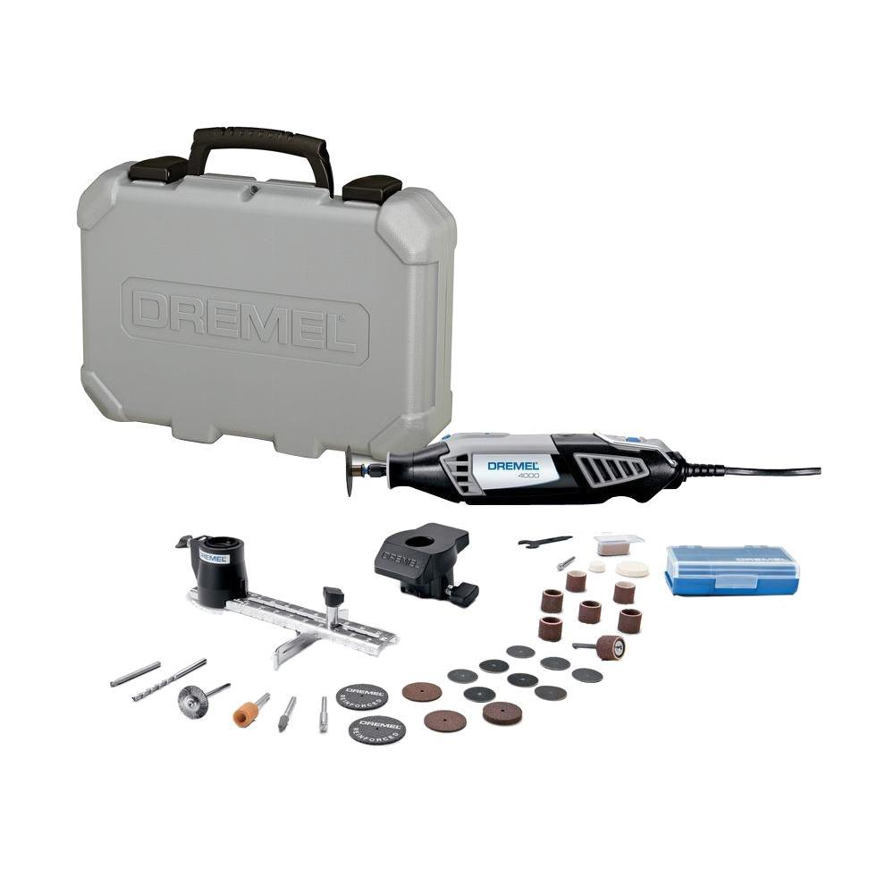 Dremel 4000 Series 1.6 Amp Corded Variable Speed Rotary T...