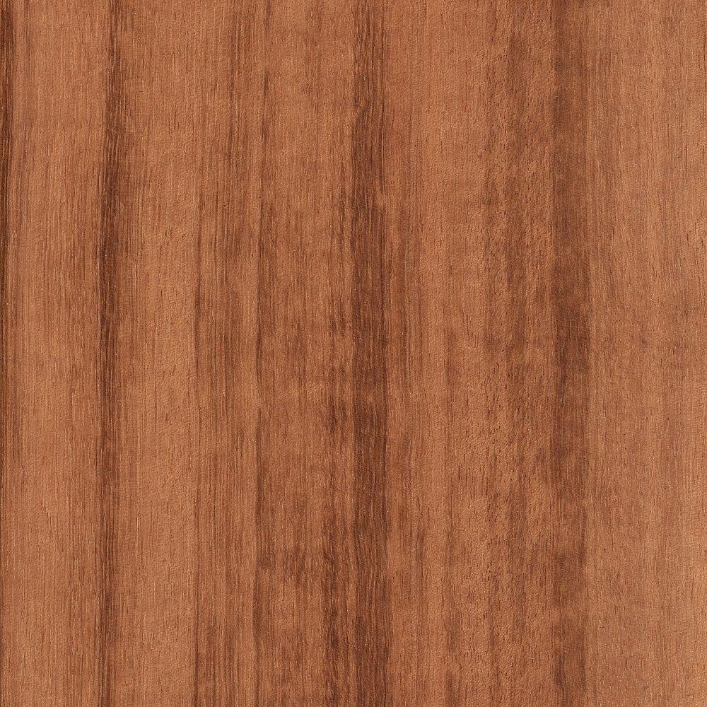 Take Home Sample - Brazilian Koa Kaleido Engineered Hardwood Flooring - 5 in. x 7 in.