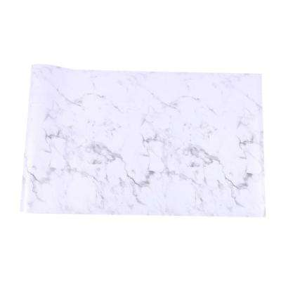 White Marble Shelf Liner (Set of 2)