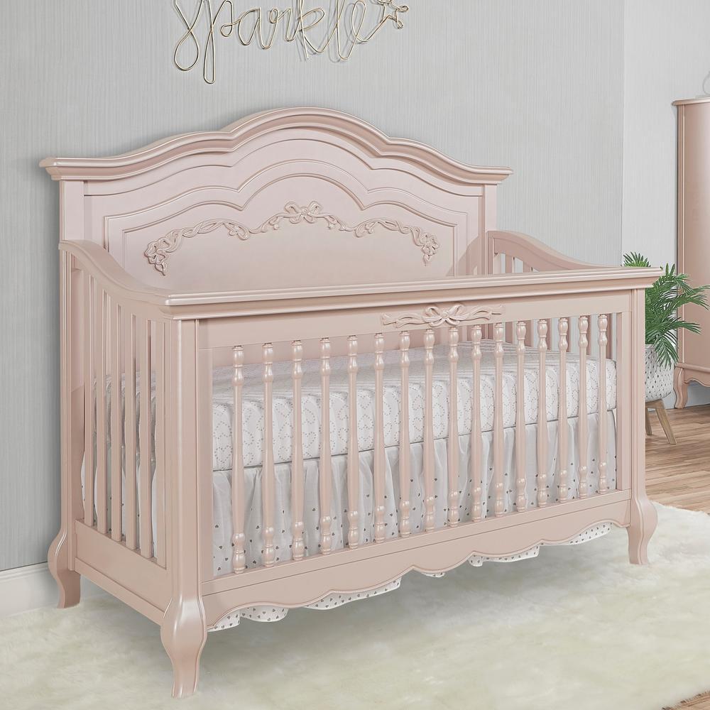 Aurora 5 in 1 Convertible Crib