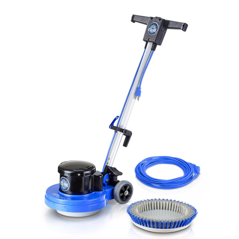 Polisher Floor Buffer And Scrubber