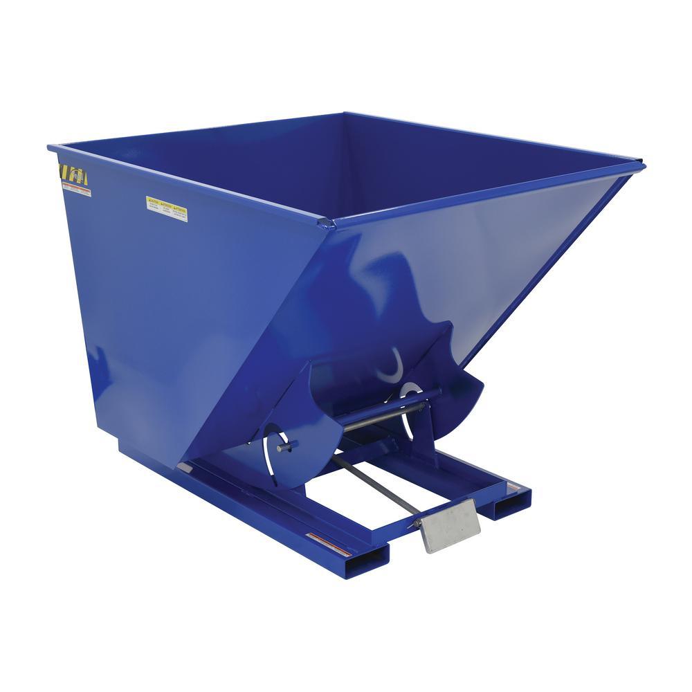 6,000 lb. Capacity 2 cu. yd. Heavy-Duty Self-Dump Hopper