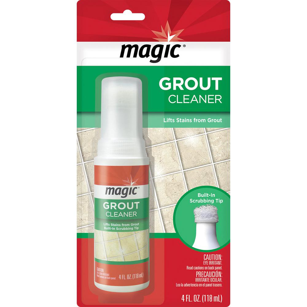 Grout Cleaner With Scrubber Tip