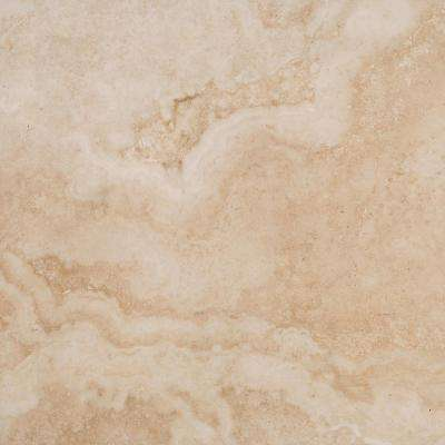 Tierra Beige 24 in. x 24 in. Porcelain Paver Floor and Wall Tile (8 sq. ft. / case)