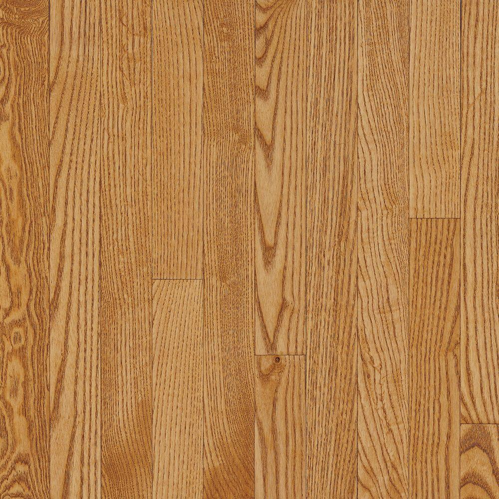 Bruce Ash Spice 3/4 in Thick x 3-1/4 in. Width x Random Length Solid Hardwood Flooring (22 sq. ft. / case)