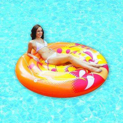 Calypso Island Swimming Pool Float