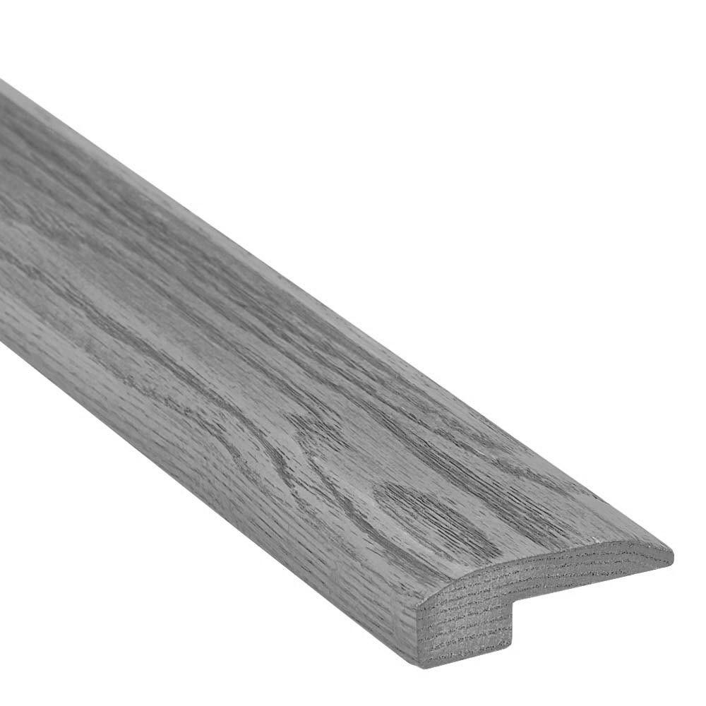 Bruce Brazilian Cherry 3/8 in. Thick x 2 in. Wide x 78 in. Length Solid Hardwood T-Molding