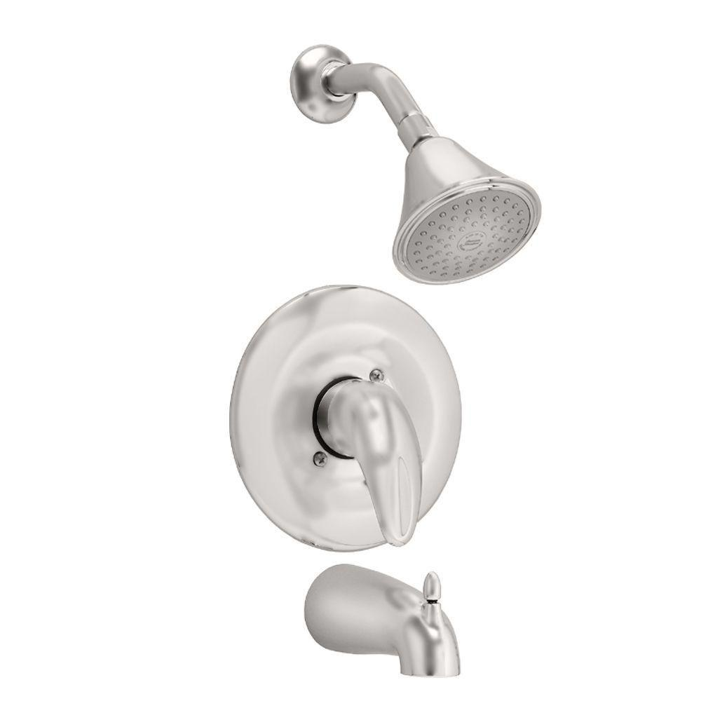 American Standard Reliant 1-Handle Tub and Shower Faucet Trim Kit in ...