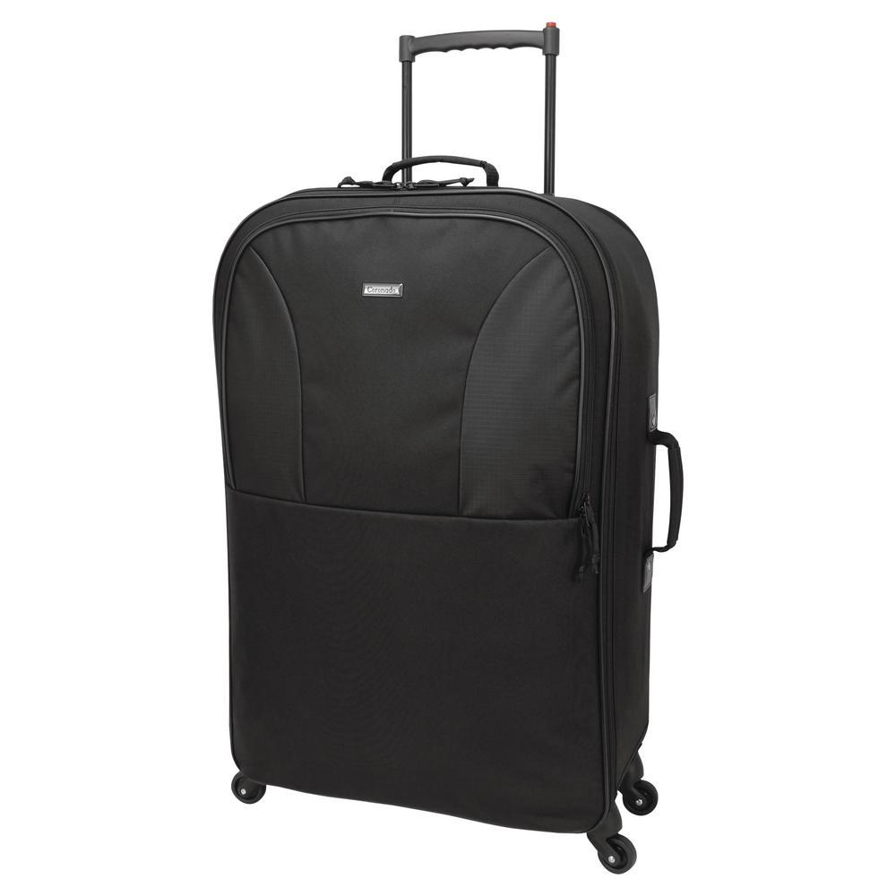 Mercury Luggage 30 in. Upright Swivel Wheels