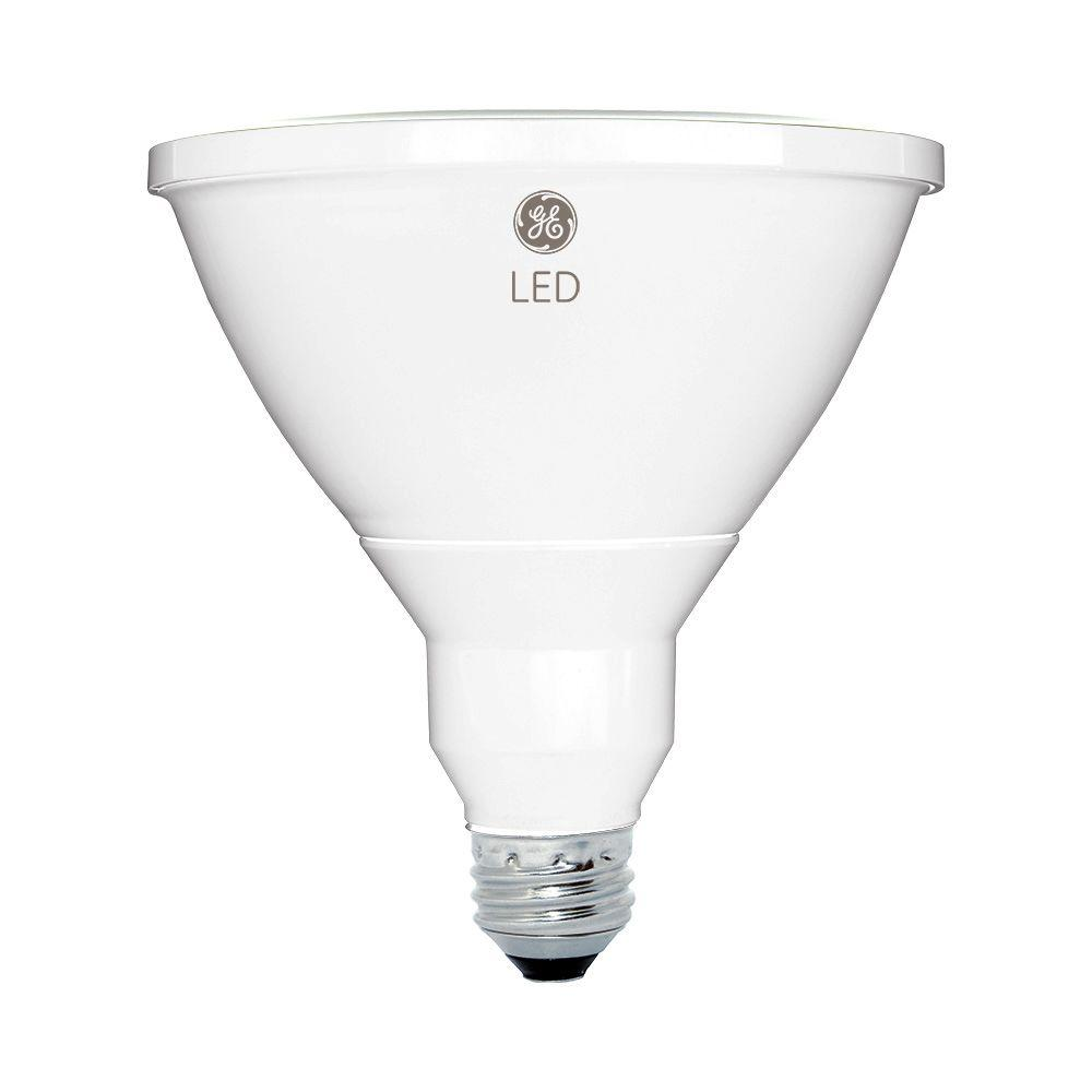 GE GE 45W Equivalent 5 Colors in 1 PAR38 Clear, Green, Red, Blue or Yellow LED Light Bulb