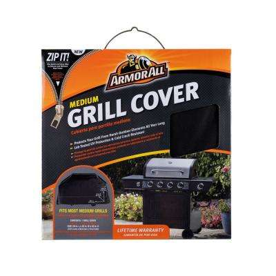 58 in. High Grade Material Grill Cover