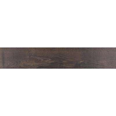 Tudor Noce 6 in. x 36 in. Glazed Porcelain Floor and Wall Tile (13.50 sq. ft. / case)