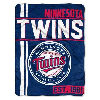 Twins Multi Color Polyester Walk off Micro