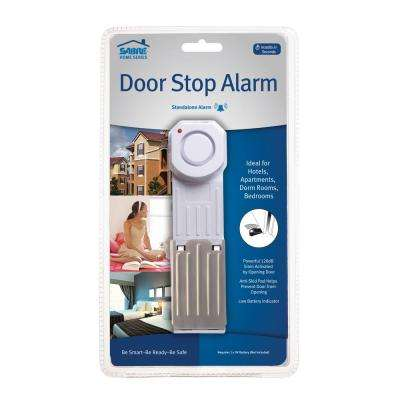 Door Stop Alarm and Fake Security Camera