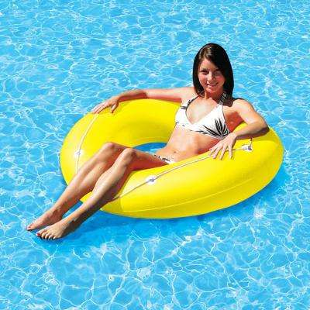 Yellow Pool Neon Frost Tube