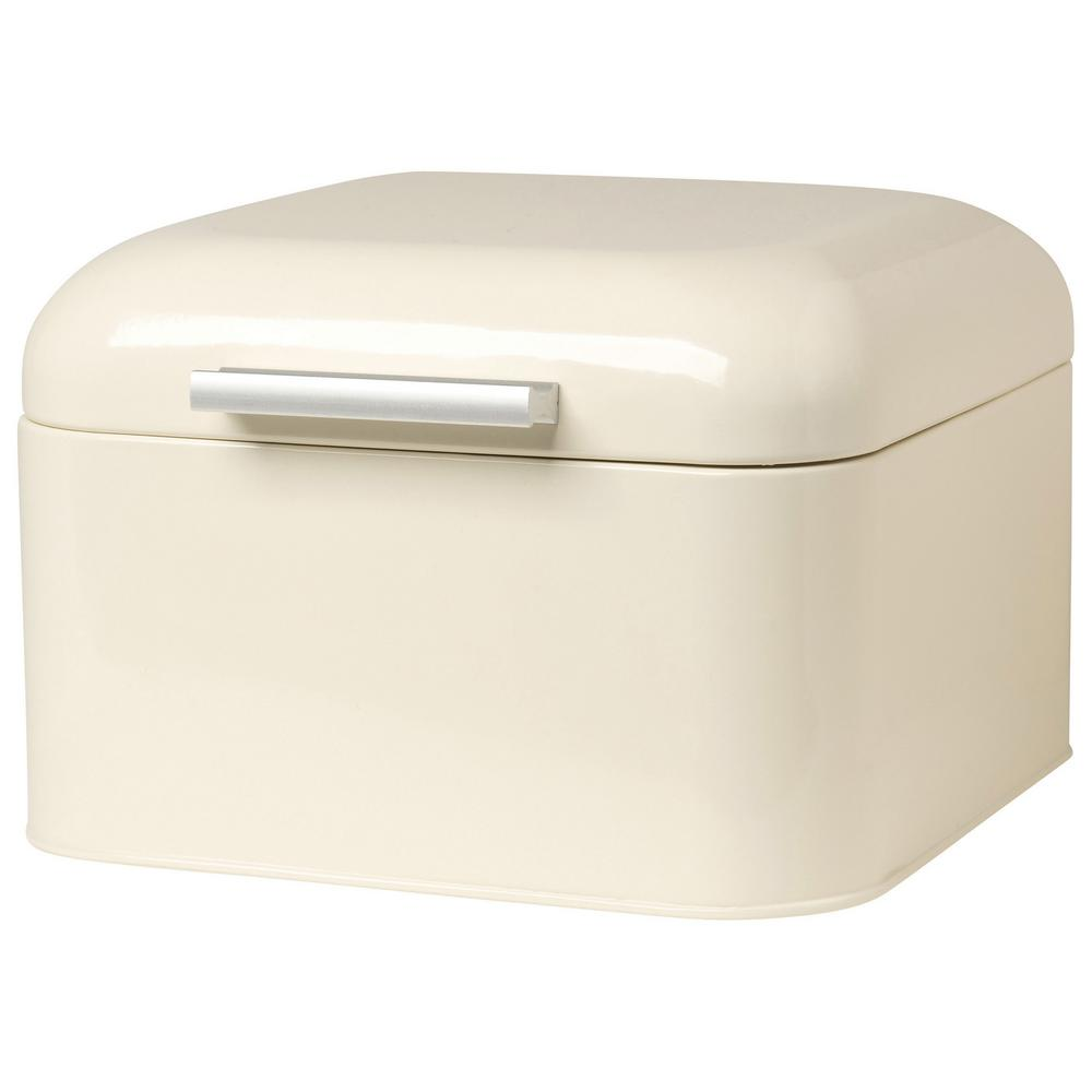 7.3/4 in. x 7.3/4 in. x 5.3/8 in. Ivory Bakeware Carrier