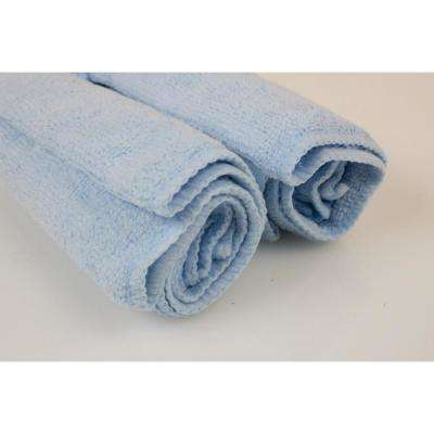 Extra-Large 15 in. x 15 in. Microfiber Cloth (6-Pack)