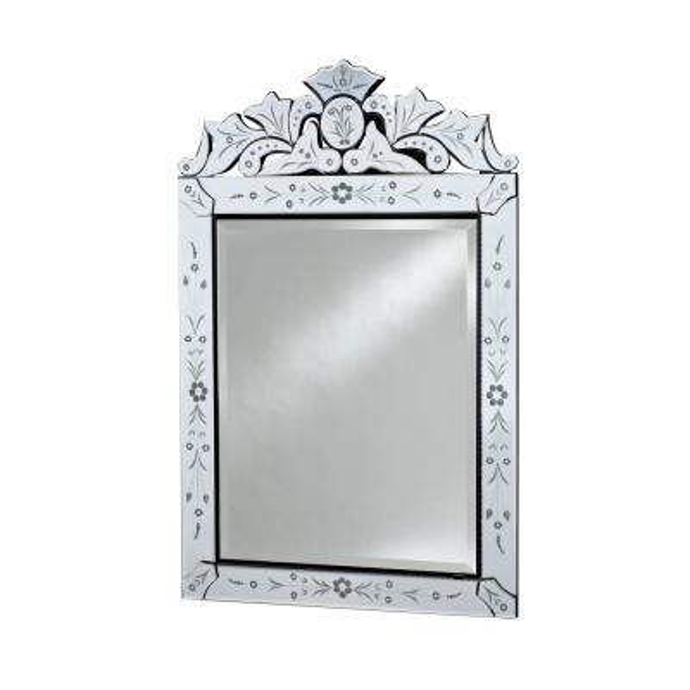 Radiance 25.25 in. x 39.75 in. Recessed Single Door Left Hinge Medicine Cabinet in Silver Frame