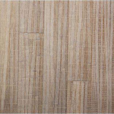 Take Home Sample - Bay Shore Engineered Rigid Core Bamboo Flooring - 5.12 in. Wide x 6 in. Length