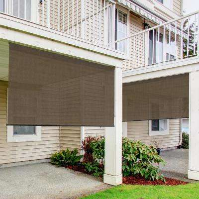 Brown Outdoor Shades Shades The Home Depot