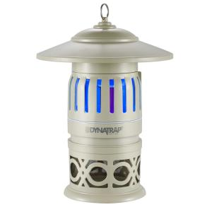 HomeDepot.com deals on Dynatrap Insect and Mosquito Trap-1/2 Acre Twist to Close-Sonata