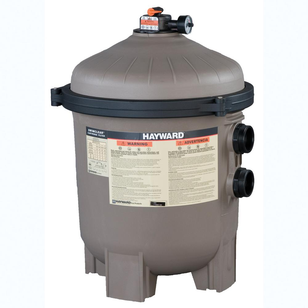 SwimClear 225 sq. ft. Cartridge Pool Filter