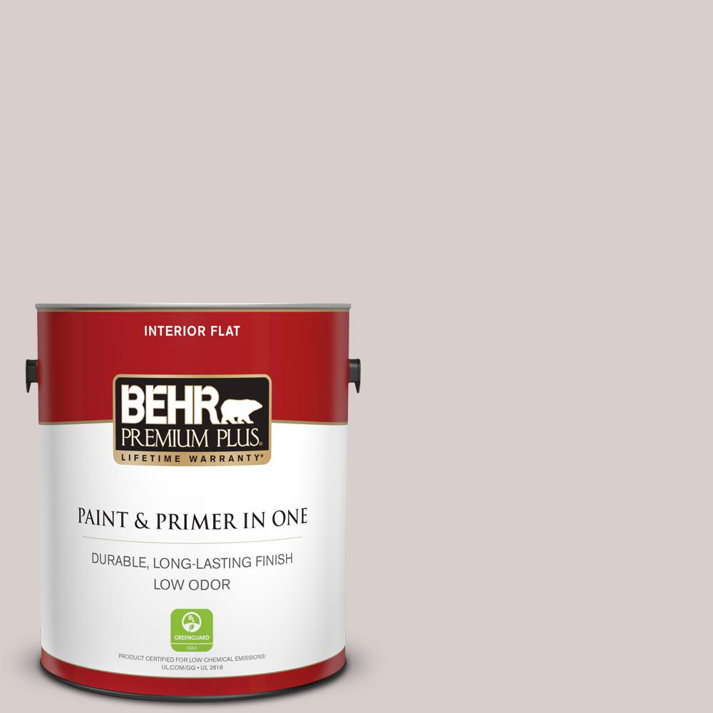 N140 1 White City Flat Low Odor Interior Paint And Primer In One