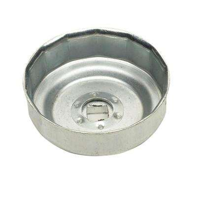 3/8 in. Drive End Cap Oil Filter Wrench