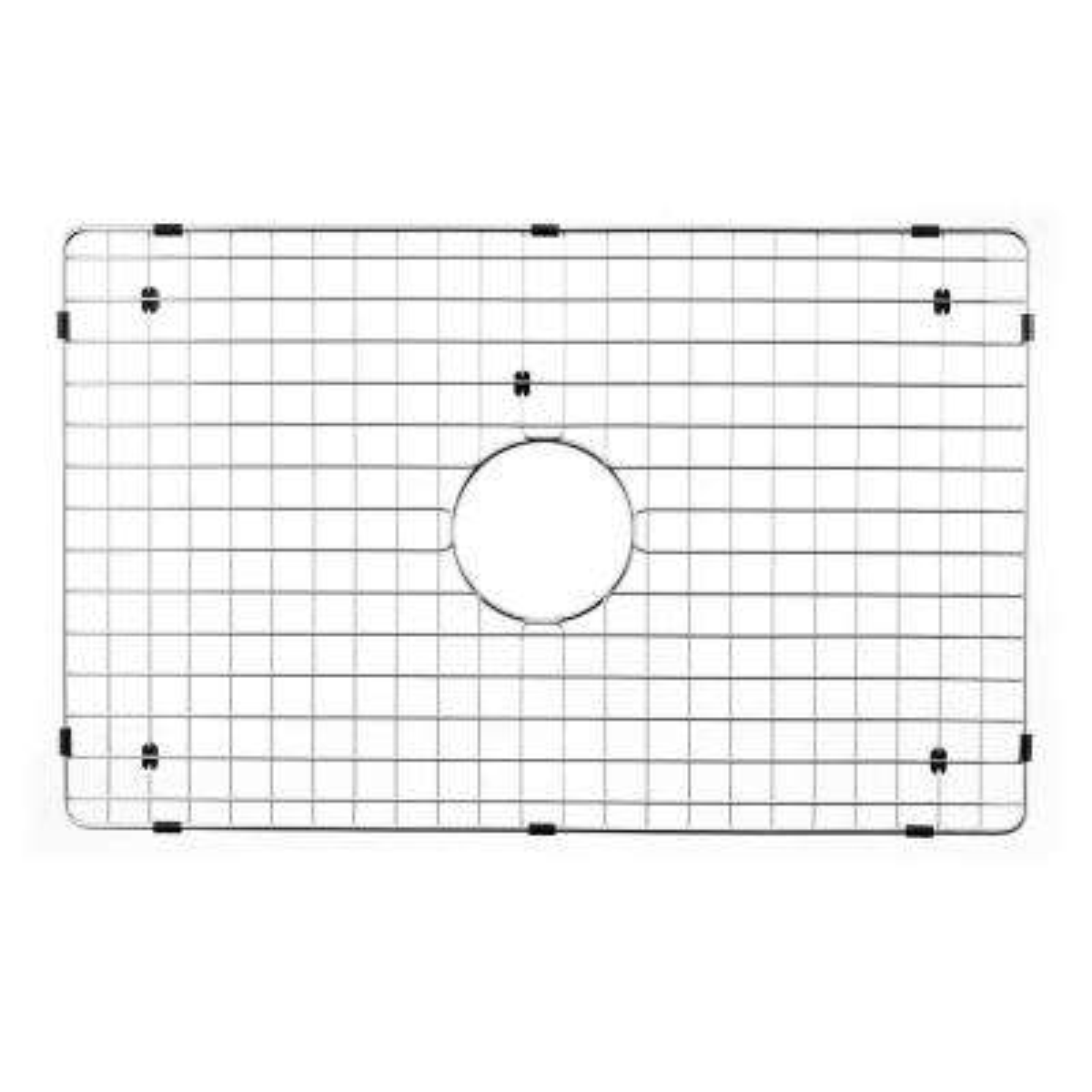 Wirecraft Series 27.52 in. x 17.13 in. Bottom Grid, Stainless Steel