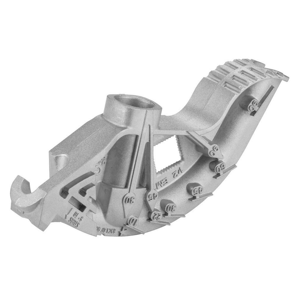 BigBen Aluminum Hand Bender, 1 in. EMT and 3/4 in. Rigid