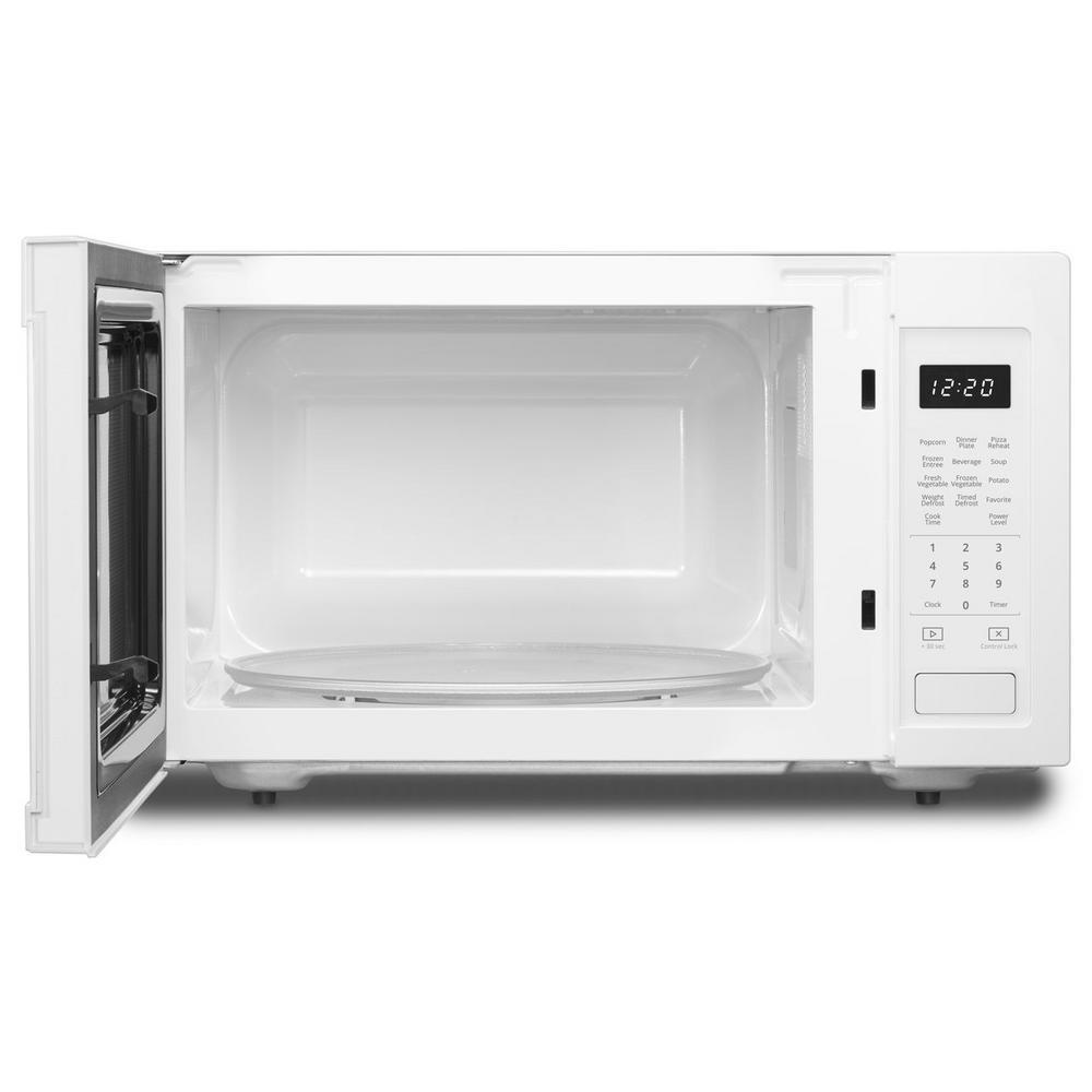 3 Whirlpool 1 6 Cu Ft Countertop Microwave