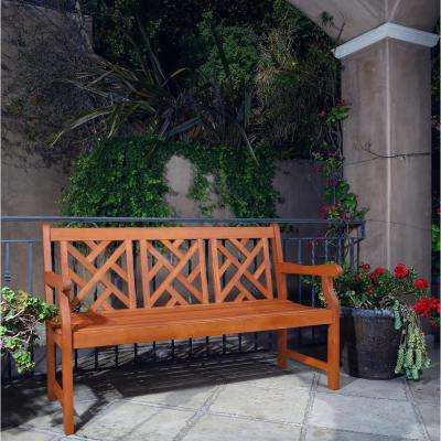 Designer Garden Patio Bench