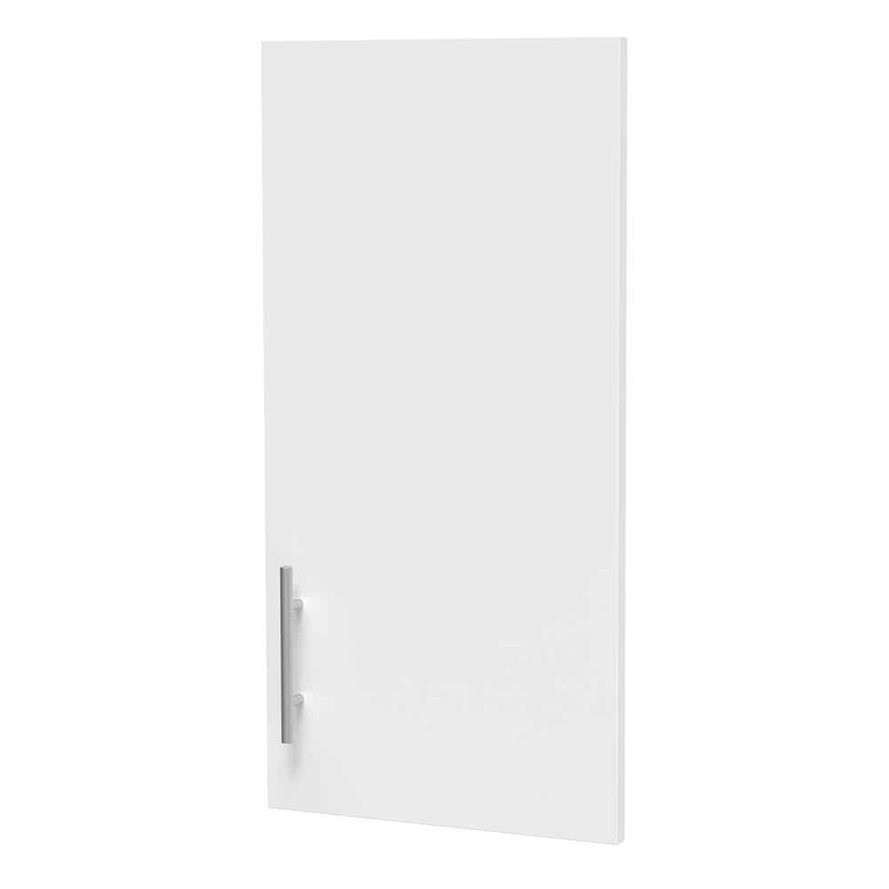 Modifi 0.75 in. D x 15 in. W x 30 in. H Horizon Door Kit for Utility Wall Cabinet Melamine Closet System with Handle in White
