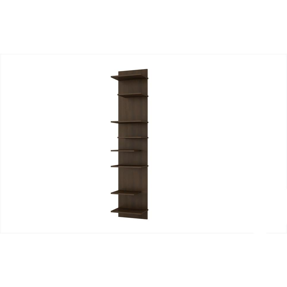 nelson captivating in x 984 in floating tobacco decorative shelf panel
