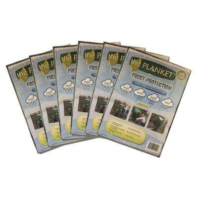 8 ft. Round Plant Protection Value Pack (6-Pieces)