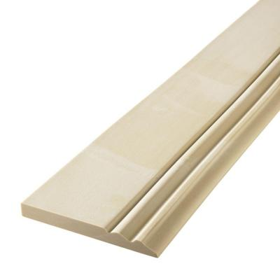 HD 5180 9/16 in. x 5-1/4 in. x 144 in. Polyurethane Flexible Base Moulding